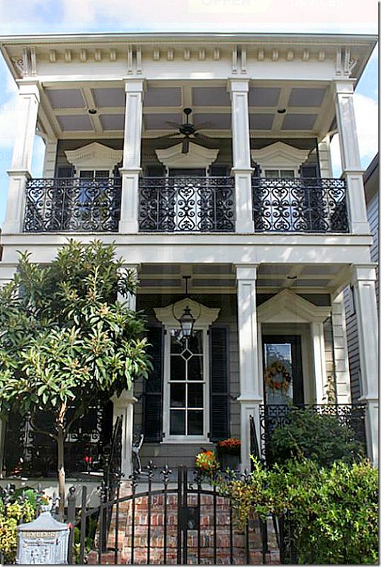 577 best new orleans style images on pinterest for New orleans style homes