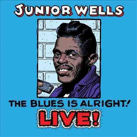 Personnel: Junior Wells (vocals, harp); Ed Wooten (guitar); Doug Fagan, Mohammed Soloman (saxophone); Joe Burton (trombone); Johnny Iguana (keyboards); Willie Hayes (drums). Liner Note Author: Barry L