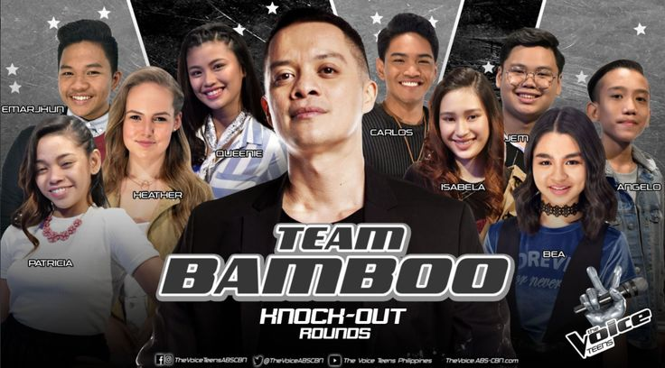 ABS-CBN reality television singing competition The Voice Teens Philippines returns Saturday night, July 1, for the next round of the competition, the 'Knockout Rounds.' After picked by their coaches in the battle rounds, the remaining teen artists are about to face a new challenge in the upcoming round of the competition. Tonight, coach Bamboo Manalac's team 'Kamp Kawayan' will take the stage to showcase their vocal prowess by choosing their own songs that will take them to the live shows…