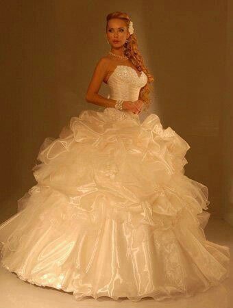 Belle Wedding And Gowns On Pinterest