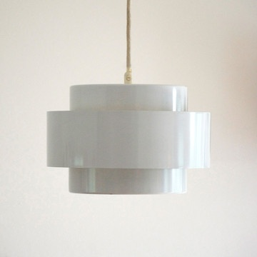 Jo Hammerborg Saturn Lamp White, £272, now featured on Fab.
