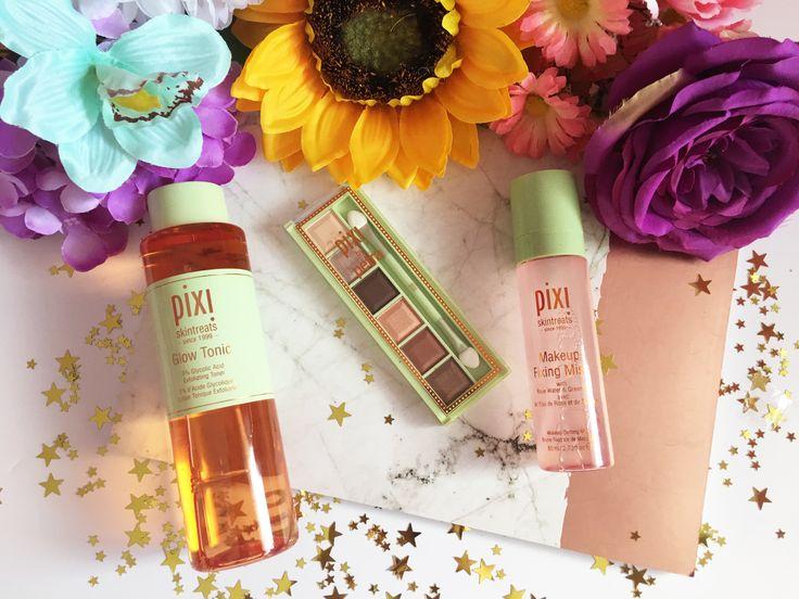 ASOS Beauty | Pixi Mesmerising Mineral Palette | Copper Peach