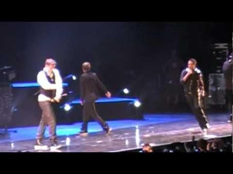 We've got it going on Backstreet Boys Chile 2011