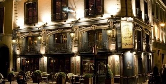 Bar Lapérouse extérieur