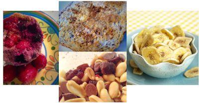 Sweet As Mae : Healthy snacks // Sweet As Mae