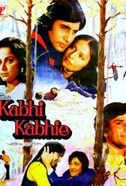 Kabhi Kabhi Online Movie. Kabhi Kabhie is a movie about the love story of generations and how a chain of events brings together old lovers as friends.