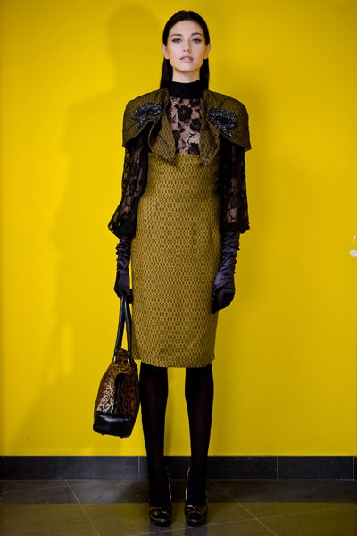 The latest from South African designer David Tlale. Autumn/Winter 2012 presentation in New York.