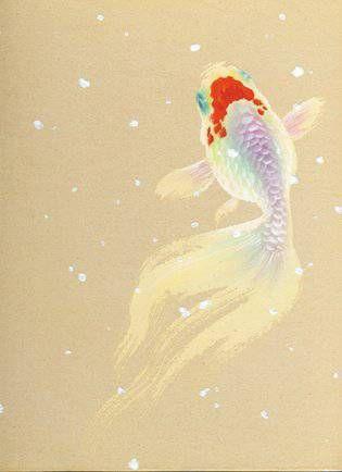 金魚を人生のテーマとしてアート制作している深堀です。  皆さんは金魚を飼っていますか?もしくは近くにいますか?  普段何気なく見ている金魚を一度じっと観察してみてください。  きっといろんな発見があるはずです。  彼等が「フナ」だと思うといつも見ている金魚がとても不思議なものに見...