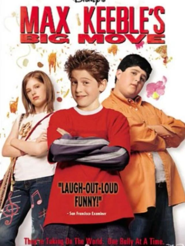 It's Max Keeble's (Alex D. Linz) first day of seventh grade. He's a good kid who only wants to fit in. But nothing seems to be going his way. The ice cream man tries to foil Max's delivery of the news