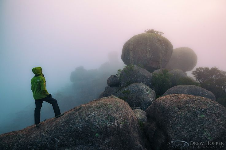 Enveloped by Mist by Drew Hopper on 500px