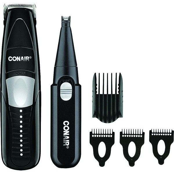 CONAIR GMT176CS 2-in-1 Beard & Mustache Trimmer