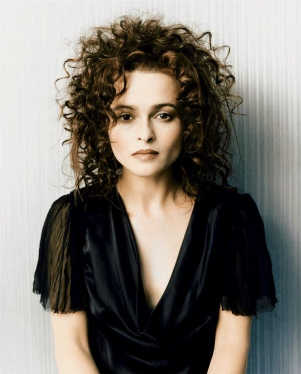 Helena Bonham Carter. For being original and fantastically talented.