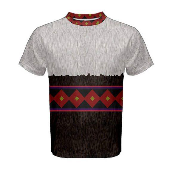 Men's Sven Frozen Inspired Shirt