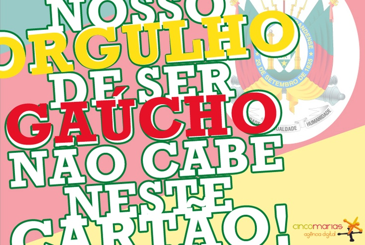 Semana Farroupilha 2012.