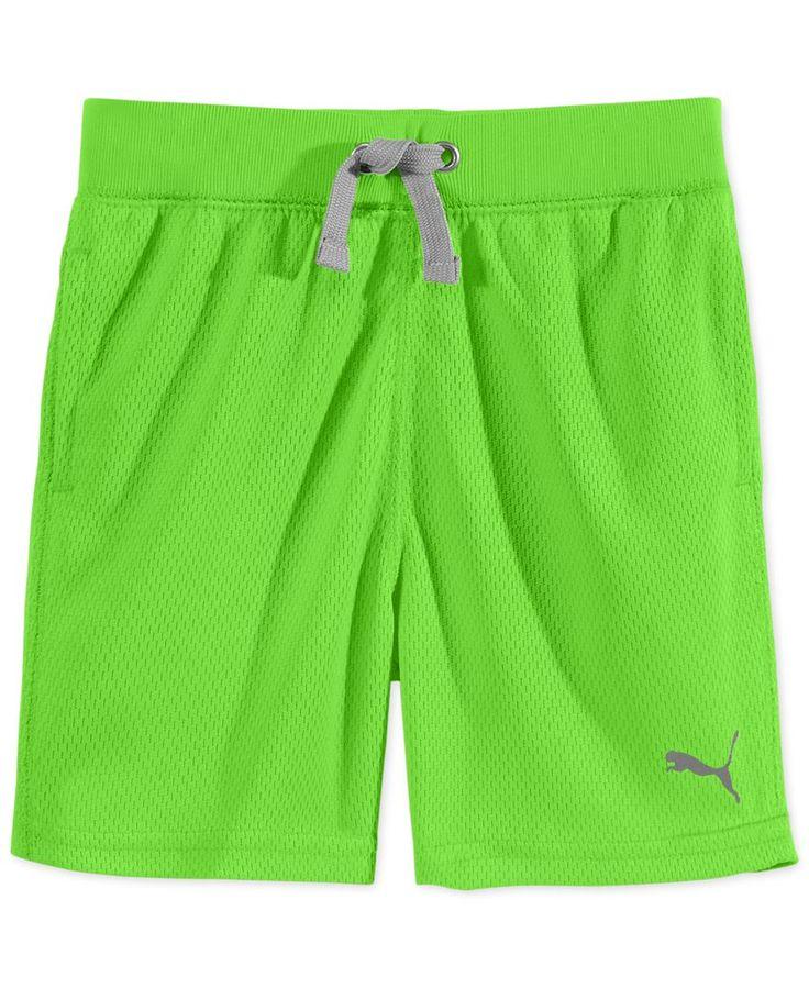 Puma Toddler Boys' Core Shorts