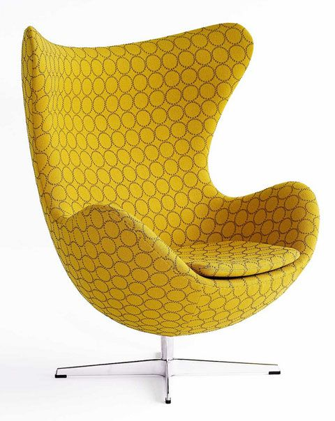 1958 Arne Jacobsen – Egg Chair: