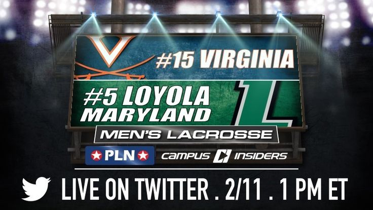 Patriot League Network Men's Basketball and Men's Lacrosse to Stream Live via Twitter Th...