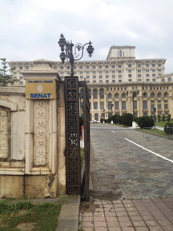 Parliament Palace, Bukarest. #bukarest #romania