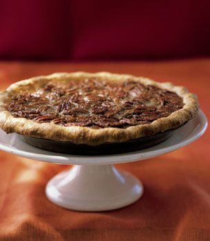pecans and pumpkin pie all in one -- two birds, one stone.