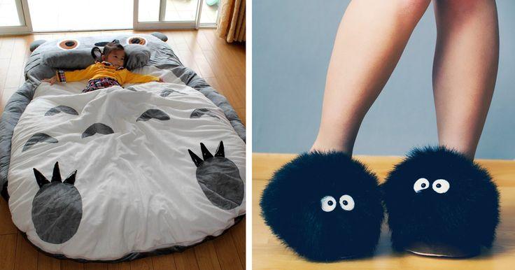 20+ Gifts For Miyazaki Lovers That Will Spirit You Away | Bored Panda