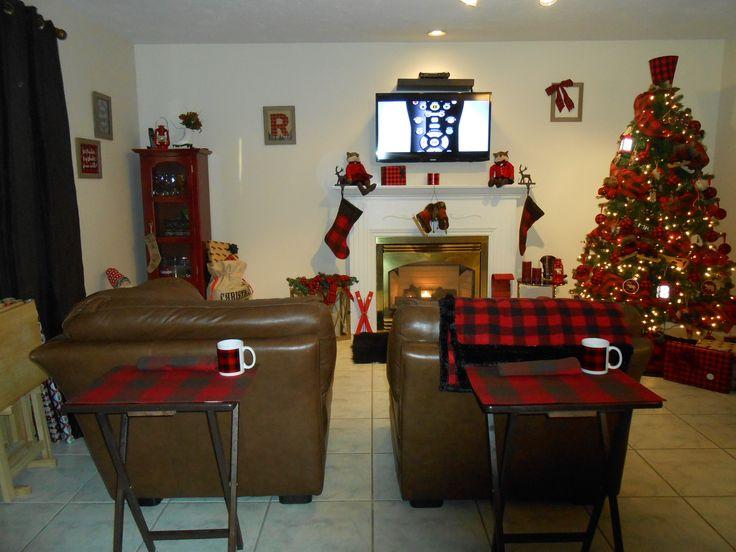 Buffalo Plaid Christmas