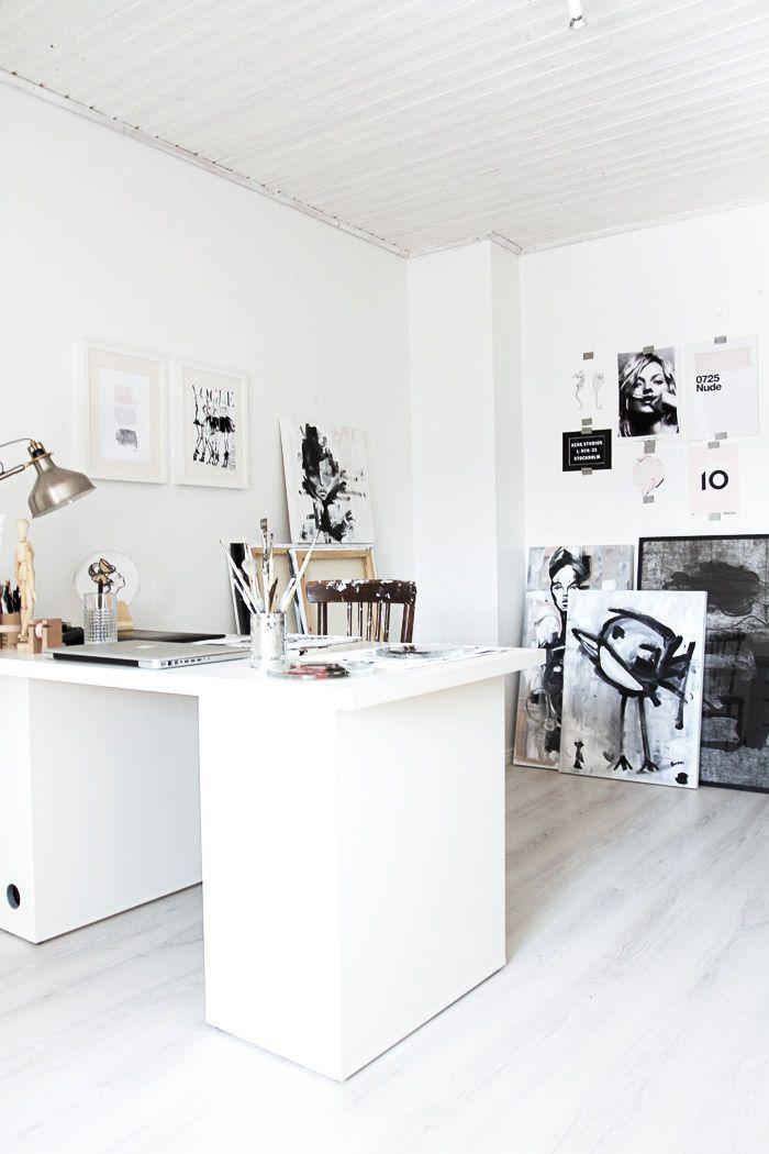 My art studio | SMÄM