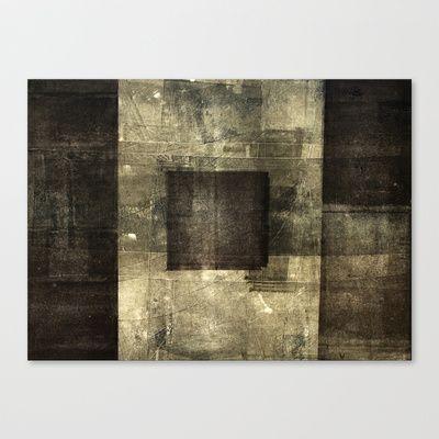 Revelation Stretched Canvas by Johannes Kamikaze - $85.00