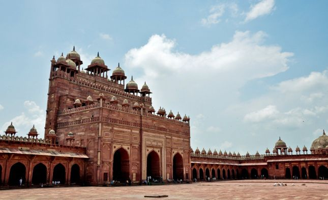 Fatehpur Sikri, Mughal Architecture in Northern India