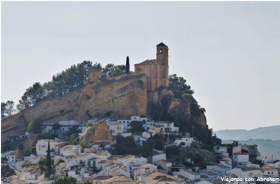 Que Visitar en Montefrío Granada