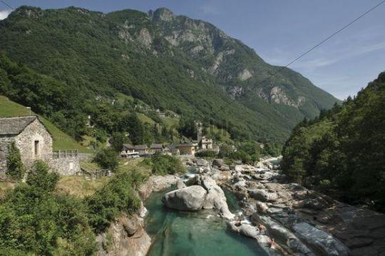 Canton Ticino, Switzerland