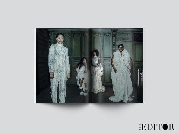 The Editor: An Intercultural High-Fashion Magazine | Indiegogo