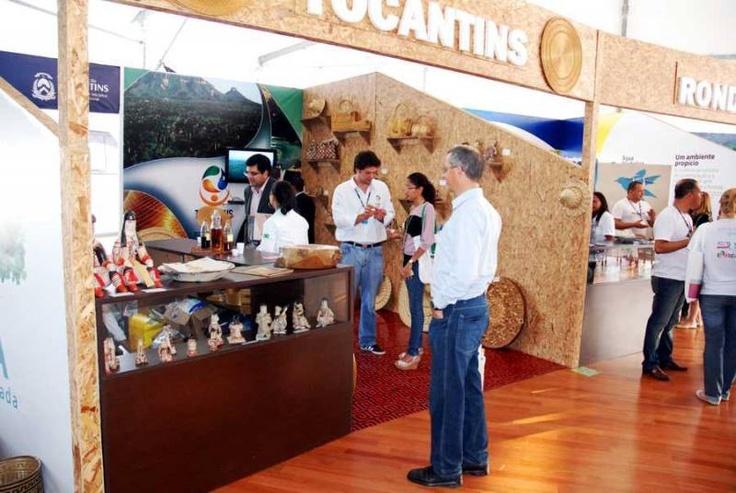 #vivapositivamente com @vivoverde: Tocantins expõe artesanato e projetos ambientais na #Riomais20. http://vivoverde.com.br/tocantins-expoe-artesanato-e-projetos-ambientais-na-rio20