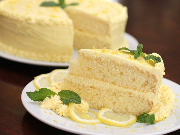 Luscious Lemonade Cake    From http://www.bettycrocker.com/recipes/luscious-lemonade-cake/01b68f9e-d2ee-4b05-8bda-cd3d246f7e32#?nicam4=SocialMedia=Facebook=BettyCrocker=Post: Lemon Cakes, Cakes Mixed, Fun Recipes, Lemonade Cakes, Betty Crocker, Luscious Lemonade, Vanilla Cakes, Drinks Mixed, Birthday Cakes