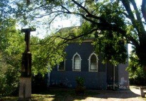 Balatonboglári kék-kápolna