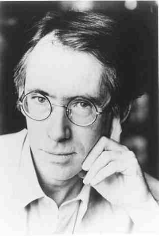 Ian McEwan, winner of the Man Booker Prize 1998 for his acclaimed novel Amsterdam.