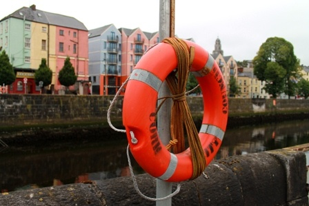River Lee Cork Ireland