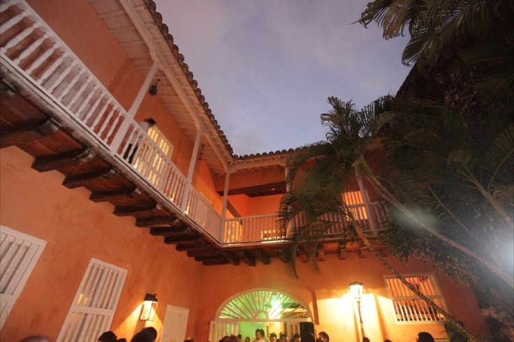 Luxury house for rent in Cartagena de Indias