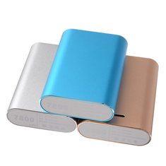 #Banggood Съемные 3шт 18650 батареи зарядная станция банка силы алюминиевый корпус сплава поделки коробка (1119080) #SuperDeals