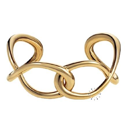 Βραχιόλι από επιχρυσωμένο ανοξείδωτο ατσάλι της Calvin Klein  125€  http://www.kosmima.gr/product_info.php?manufacturers_id=13_id=17784