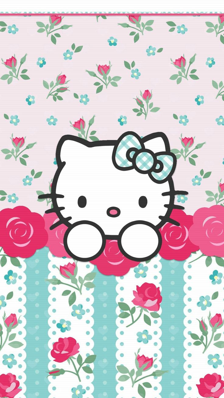 1262 best Hello Kitty Wallpapers images on Pinterest | Hello kitty wallpaper, Wallpaper ...
