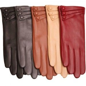 Women Nappa Leather Winter Gloves. Really happy with these gloves – the inside is super warm and the leather on the outside is very soft, I've bought more expensive gloves before that are made of leather and these are better and cost a lot less, definitely recommend!