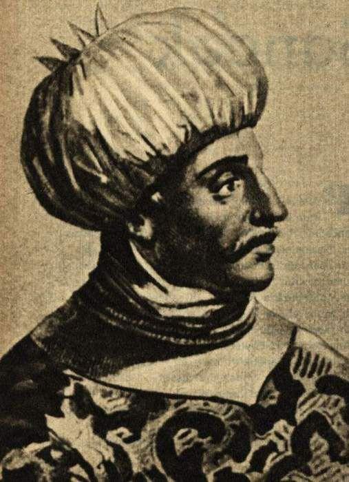 Uluj Ali (Giovanni Dionigi) was an Italian-born Muslim corsair, who later became an Ottoman admiral and Chief Admiral (Kaptan-ı Derya) of the Ottoman Fleet in the 16th century.
