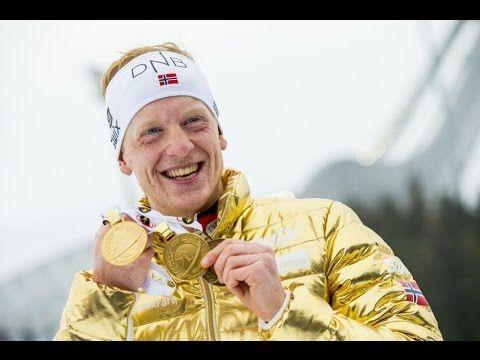 Johannes Thingnes Boe. Interview. World Championship 2016 Norway HOLMENKOLLEN - YouTube