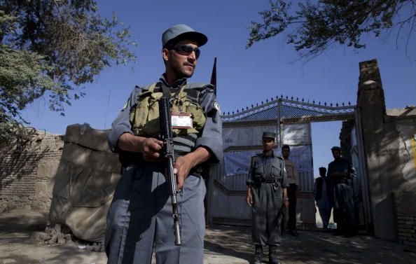 10 Afghan Policemen Killed in Insider Attack; Modi and Hollande Launch International Solar Alliance; Bacha Khan University to Remain Closed…