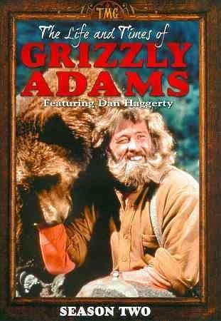 This release serves up every episode from the second season of THE LIFE AND TIMES OF GRIZZLY ADAMS, starring Dan Haggerty as the title character, a man who chose to live in the wilderness instead of r