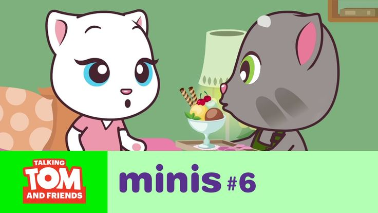 Talking Tom and Friends Minis - Part Time Job (Episode 6) xo, Talking Angela #TalkingAngela #MyTalkingAngela #TalkingFriends #LittleKitties #TalkingGinger #TalkingHank #TalkingTom #TalkingBen #LittleKitties #MyTalkingAngela