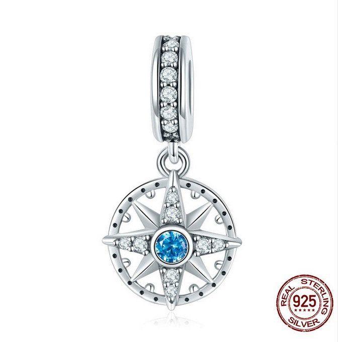 Fashion DIY Owl European Pendant CZ Crystal Charm Beads Fit Necklace Bracelet  !
