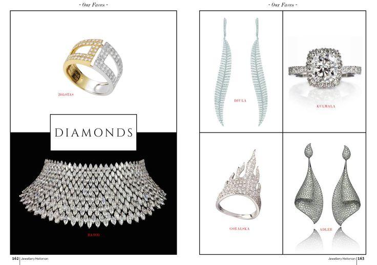 OUR FAVES www.jewelleryhistorian.com
