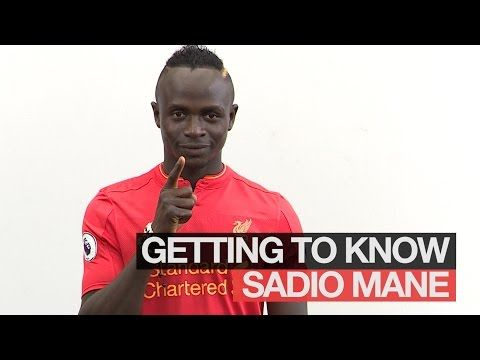 Sadio Mane reveals personal stories to Liverpool TV (Video)
