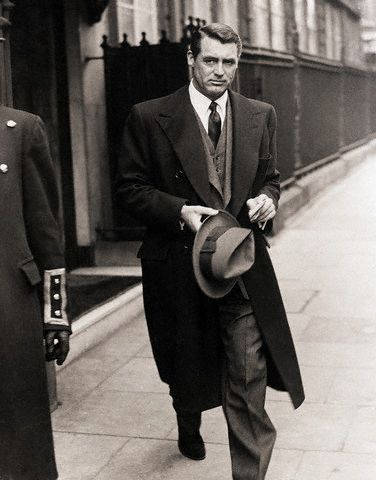 Cary Grant in London